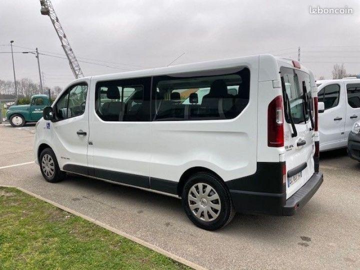 Renault Trafic combi l2h1 125ch 8 places tpmr  - 3