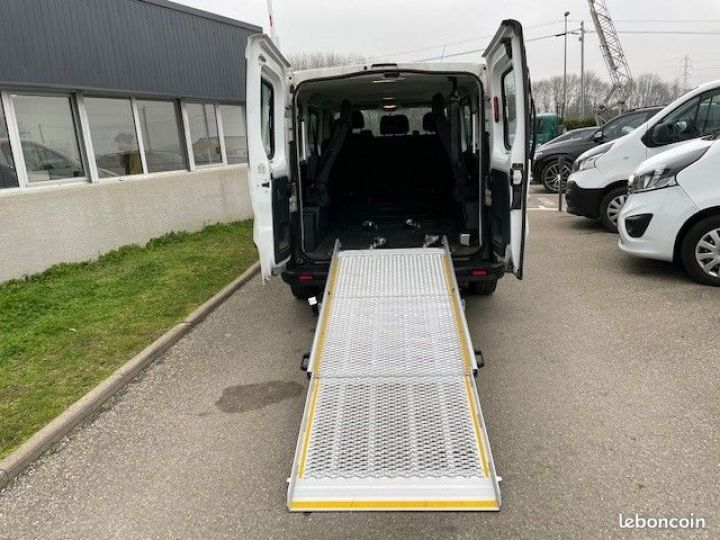 Renault Trafic combi l2h1 125ch 8 places tpmr  - 4