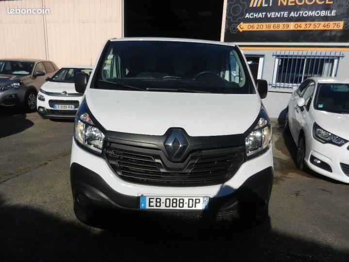 Renault Trafic FOURGON FG-GCF L1H1 1000 DCI 115 GPS garantie 12 mois  - 1
