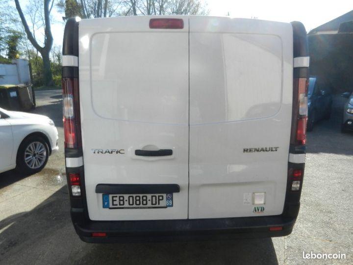 Renault Trafic FOURGON L1H1 1000 DCI 115 GPS garantie 12 mois  - 4