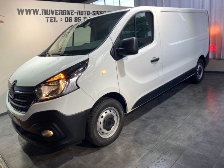 Renault Trafic III FOURGON CONFORT 1200KG L2H1 DCI 145CH BLANC - 1