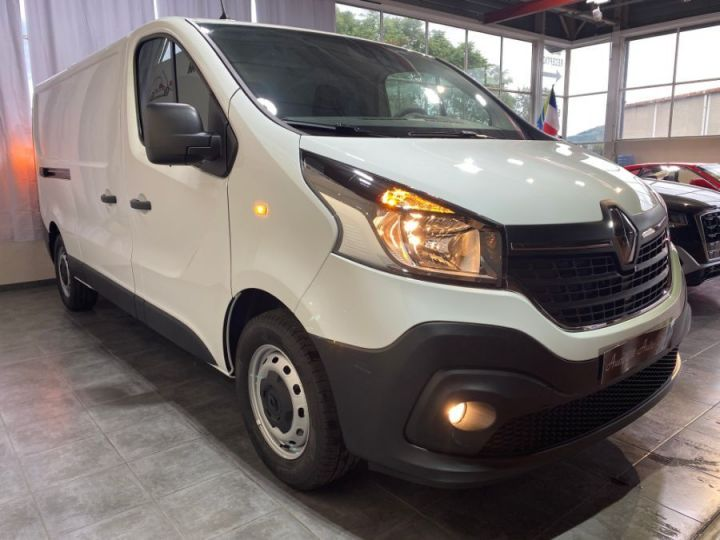 Renault Trafic III FOURGON CONFORT 1200KG L2H1 DCI 145CH BLANC - 3