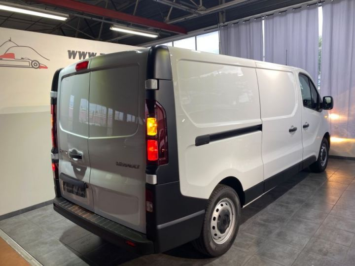 Renault Trafic III FOURGON CONFORT 1200KG L2H1 DCI 145CH BLANC - 4