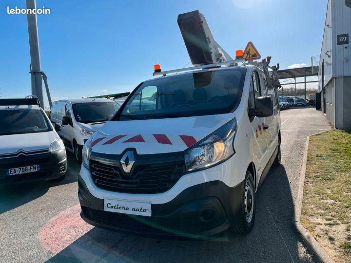 Renault Trafic L1h1 nacelle Time France  - 2