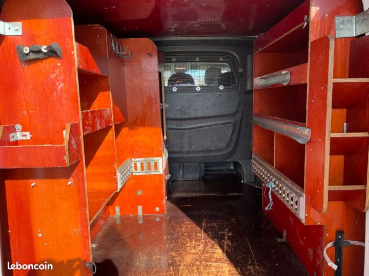 Renault Trafic l2h1 cabine approfondie 5 places  - 5