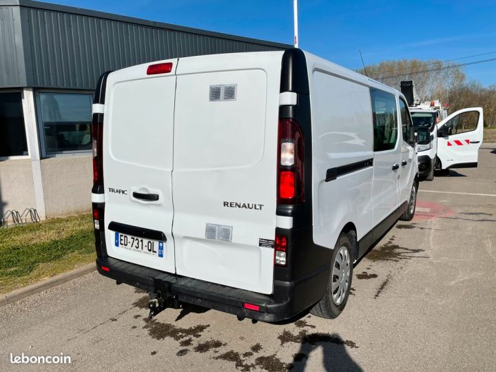 Renault Trafic L2h1 cabine approfondie 5 places  - 3