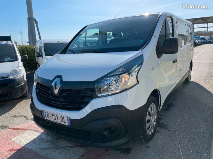 Renault Trafic L2h1 cabine approfondie 5 places TVA RÉCUPÉRABLE  - 2
