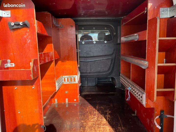 Renault Trafic L2h1 cabine approfondie 5 places TVA RÉCUPÉRABLE  - 5