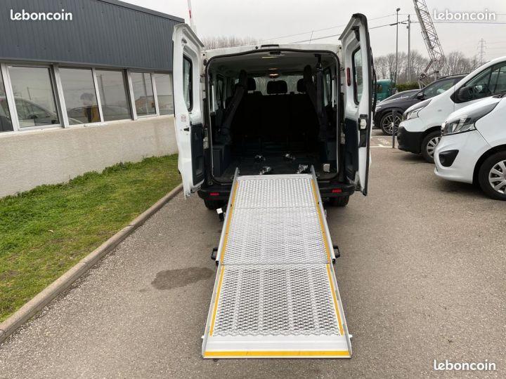 Renault Trafic l2h1 tpmr 8 places tva récupérable  - 4