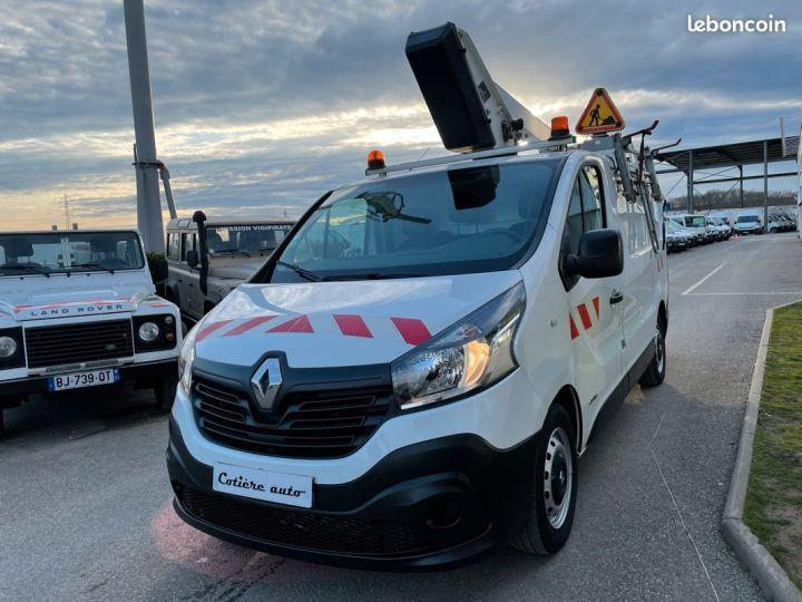 Renault Trafic nacelle Time France  - 2
