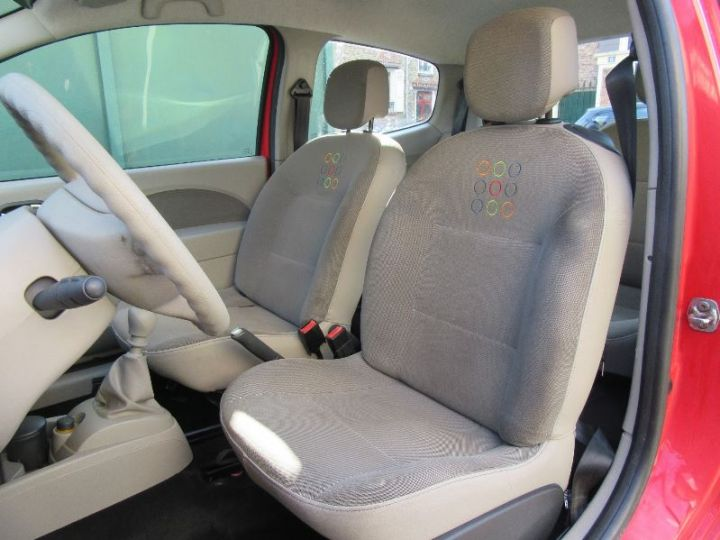 Renault TWINGO 1.2 16V 75CH DYNAMIQUE ROUGE Occasion - 4
