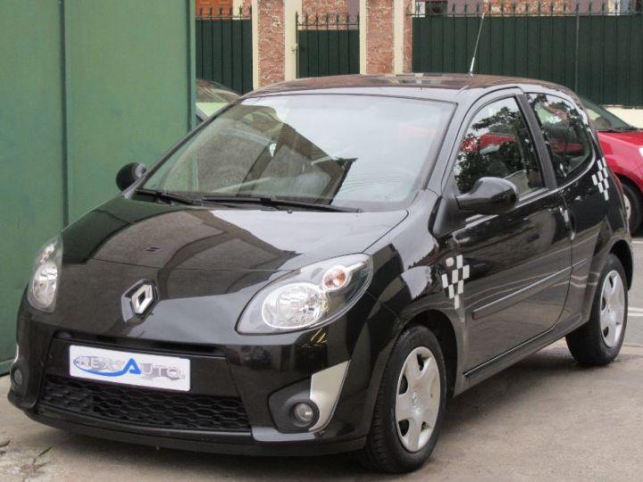 Renault TWINGO 1.2 16V 75CH DYNAMIQUE NOIR Occasion - 1