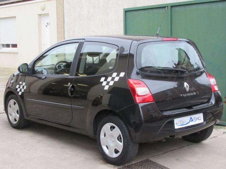Renault TWINGO 1.2 16V 75CH DYNAMIQUE NOIR Occasion - 3