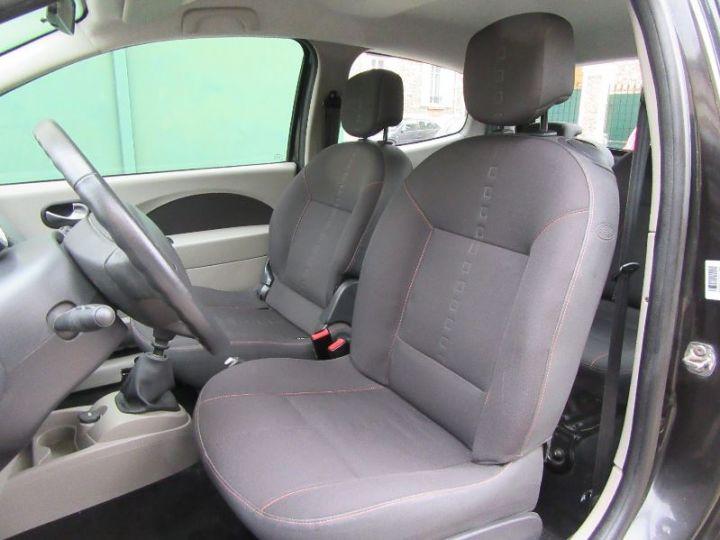 Renault TWINGO 1.2 16V 75CH DYNAMIQUE NOIR Occasion - 4
