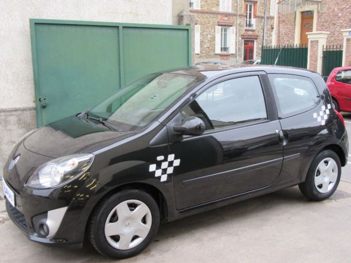 Renault TWINGO 1.2 16V 75CH DYNAMIQUE NOIR Occasion - 5