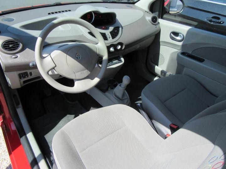 Renault Twingo 1.2 16V 75CH DYNAMIQUE Rouge Occasion - 2