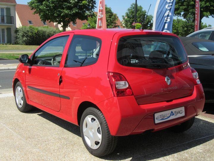 Renault Twingo 1.2 16V 75CH DYNAMIQUE Rouge Occasion - 3
