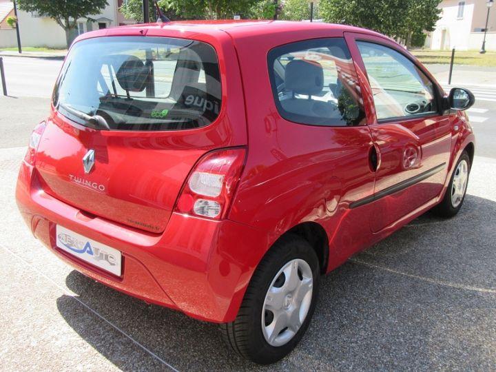 Renault Twingo 1.2 16V 75CH DYNAMIQUE Rouge Occasion - 8