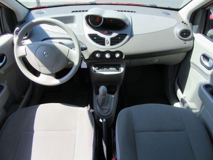 Renault Twingo 1.2 16V 75CH DYNAMIQUE Rouge Occasion - 16