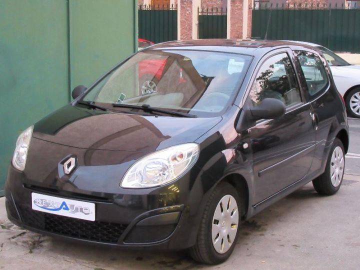 Renault TWINGO 1.2 16V 75CH EXPRESSION NOIR Occasion - 1
