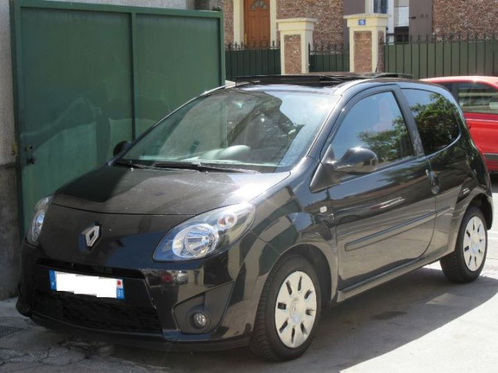 Renault TWINGO 1.2 16V 75CH NIGHT&DAY NOIR Occasion - 1