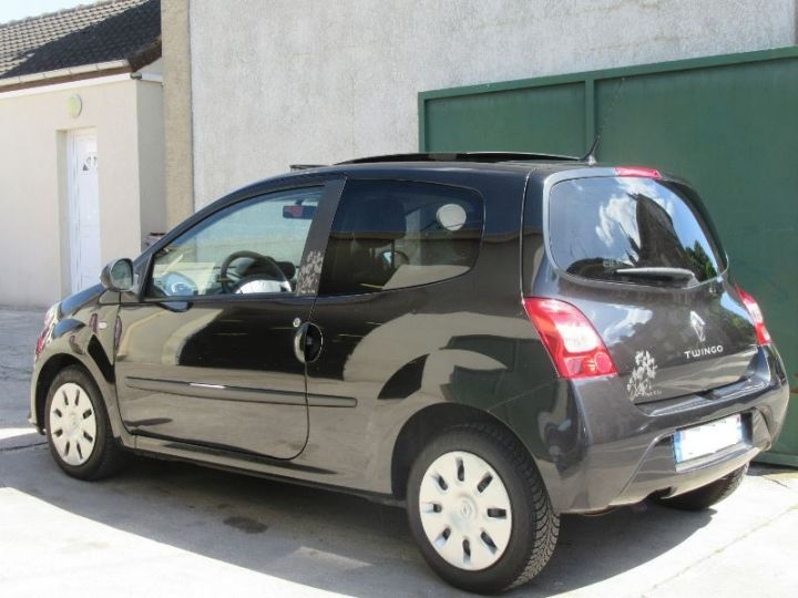 Renault TWINGO 1.2 16V 75CH NIGHT&DAY NOIR Occasion - 3
