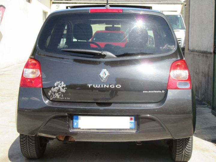 Renault TWINGO 1.2 16V 75CH NIGHT&DAY NOIR Occasion - 5