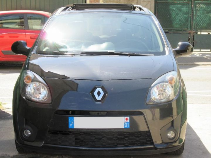 Renault TWINGO 1.2 16V 75CH NIGHT&DAY NOIR Occasion - 8