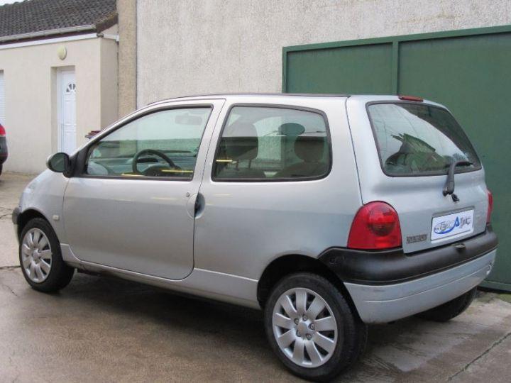 Renault TWINGO 1.2 16V 75CH PRIVILEGE QUICKSHIFT GRIS CLAIR Occasion - 3