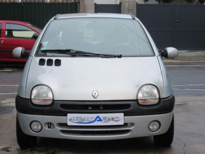 Renault TWINGO 1.2 16V 75CH PRIVILEGE QUICKSHIFT GRIS CLAIR Occasion - 6