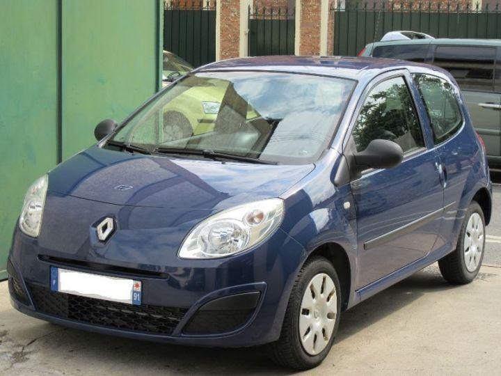 Renault TWINGO 1.2 60CH AUTHENTIQUE BLEU Occasion - 1