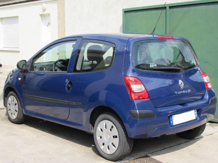 Renault TWINGO 1.2 60CH AUTHENTIQUE BLEU Occasion - 3
