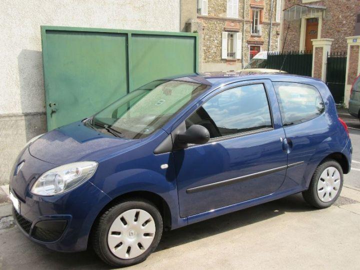 Renault TWINGO 1.2 60CH AUTHENTIQUE BLEU Occasion - 7