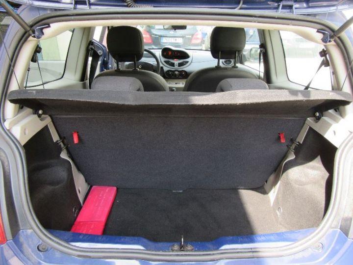 Renault TWINGO 1.2 60CH AUTHENTIQUE BLEU Occasion - 12