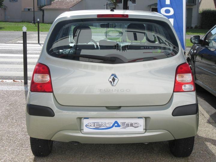 Renault TWINGO 1.2 60CH AUTHENTIQUE GRIS CLAIR Occasion - 7