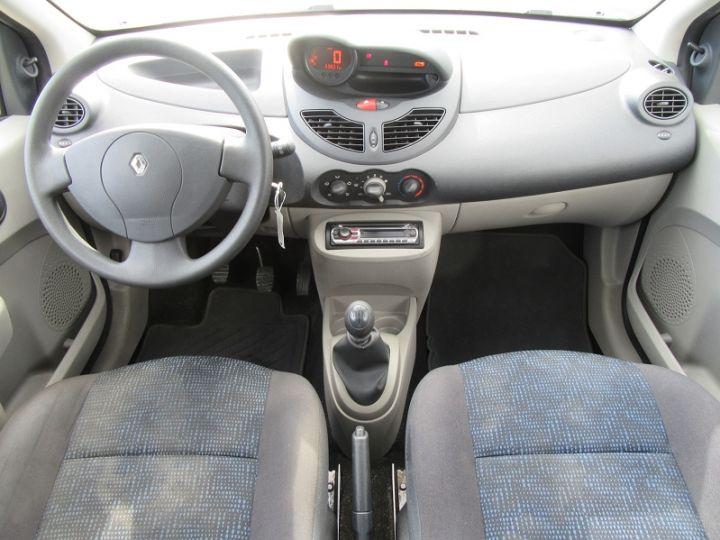 Renault TWINGO 1.2 60CH AUTHENTIQUE GRIS CLAIR Occasion - 8