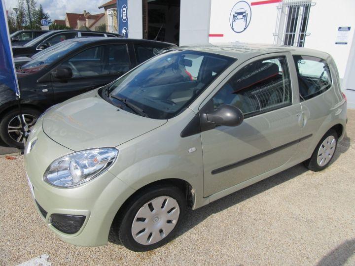 Renault TWINGO 1.2 60CH AUTHENTIQUE GRIS CLAIR Occasion - 14