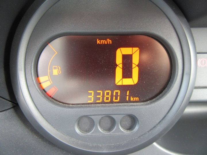 Renault TWINGO 1.2 60CH AUTHENTIQUE GRIS CLAIR Occasion - 17