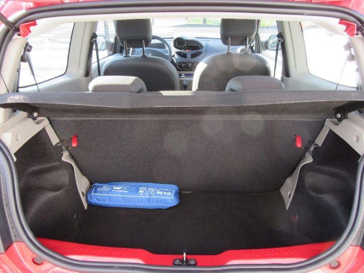Renault Twingo 1.2 60CH AUTHENTIQUE Rouge Occasion - 13
