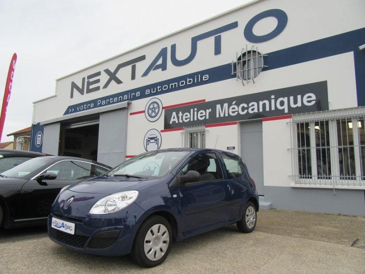 Renault Twingo 1.2 60CH AUTHENTIQUE Bleu Fonce - 1
