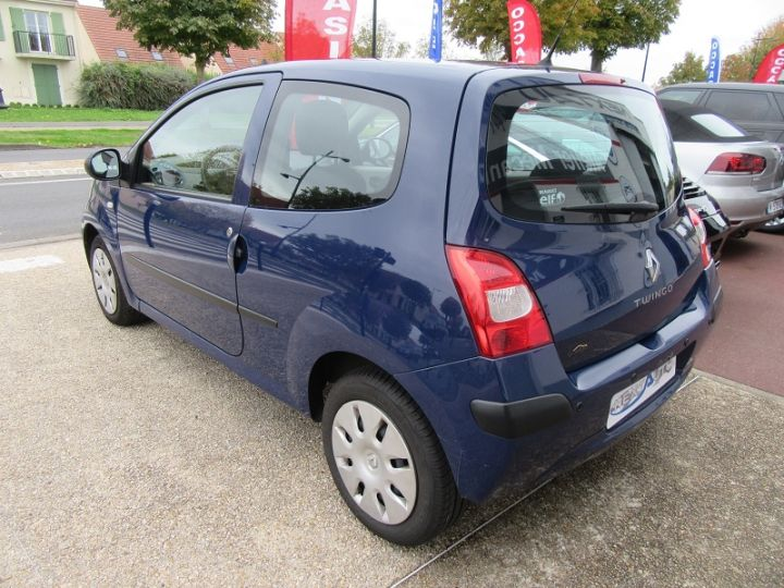 Renault Twingo 1.2 60CH AUTHENTIQUE Bleu Fonce - 3