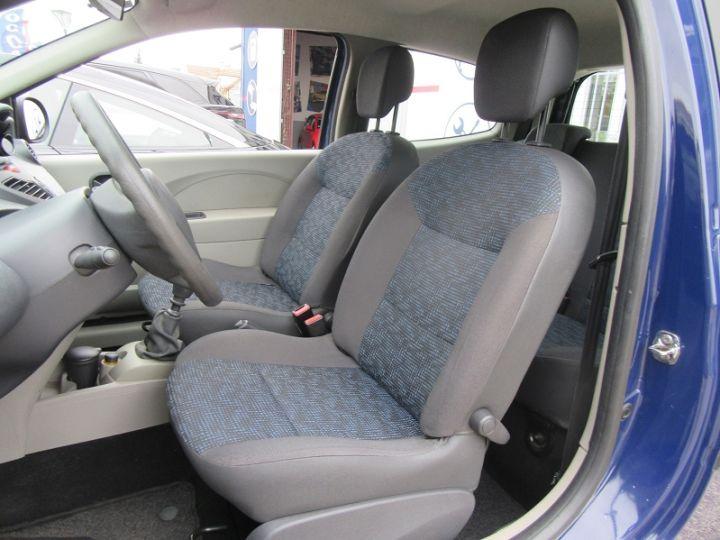 Renault Twingo 1.2 60CH AUTHENTIQUE Bleu Fonce - 4