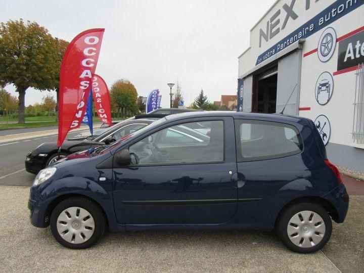 Renault Twingo 1.2 60CH AUTHENTIQUE Bleu Fonce - 5