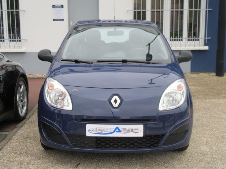Renault Twingo 1.2 60CH AUTHENTIQUE Bleu Fonce - 6