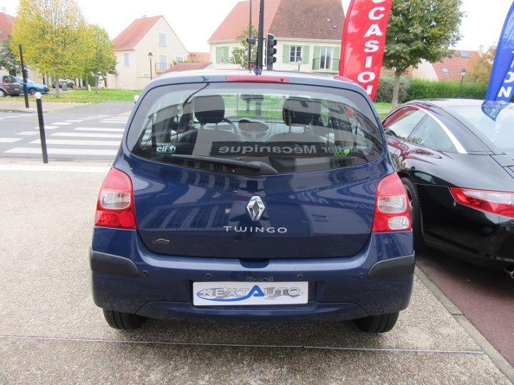 Renault Twingo 1.2 60CH AUTHENTIQUE Bleu Fonce - 7