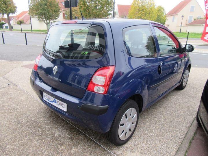 Renault Twingo 1.2 60CH AUTHENTIQUE Bleu Fonce - 8