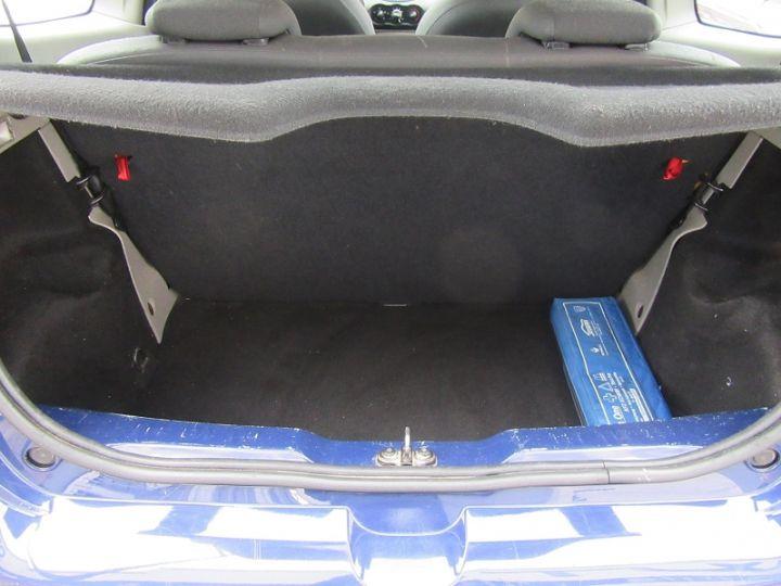 Renault Twingo 1.2 60CH AUTHENTIQUE Bleu Fonce - 9