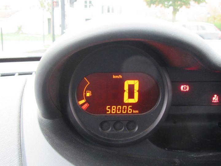 Renault Twingo 1.2 60CH AUTHENTIQUE Bleu Fonce - 13