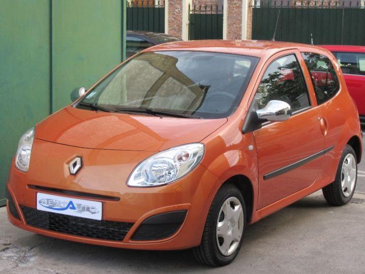 Renault TWINGO 1.2 60CH DYNAMIQUE ORANGE Occasion - 1