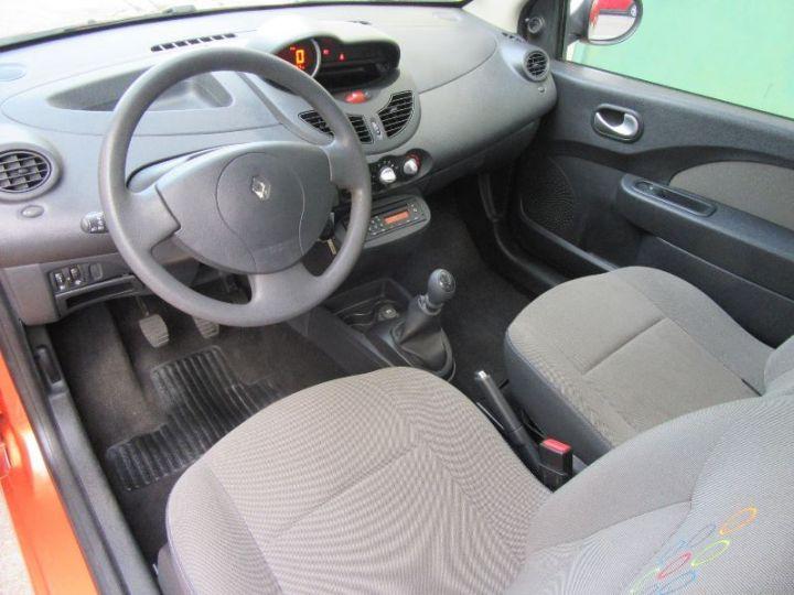 Renault TWINGO 1.2 60CH DYNAMIQUE ORANGE Occasion - 2
